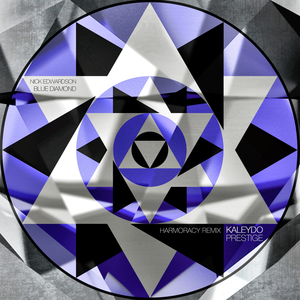 NICK EDWARDSON - Blue Diamond