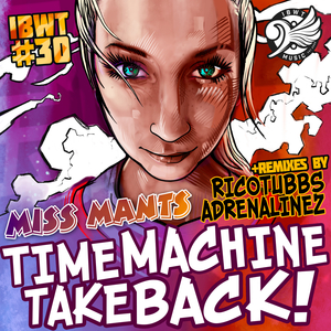 MISS MANTS - Time Machine EP
