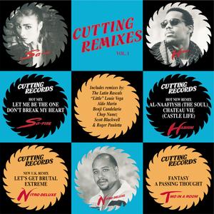 VARIOUS - Cutting Remixes Vol 1