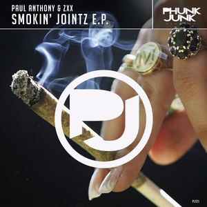 PAUL ANTHONY/ZXX - Smokin' Jointz EP