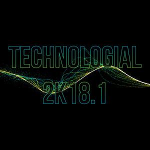 VARIOUS/BLUE SCORPION - Technologial 2K18 Vol 1