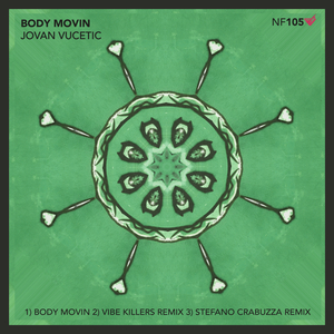 JOVAN VUCETIC - Body Movin