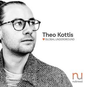 THEO KOTTIS/VARIOUS - Global Underground: Nubreed 11