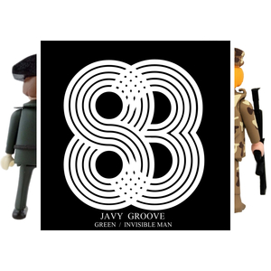 JAVY GROOVE - Green/Invisible Man