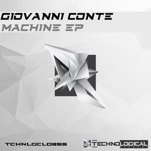 GIOVANNI CONTE - Machine EP