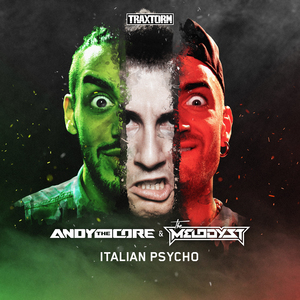 ANDY THE CORE & THE MELODYST - Italian Psycho