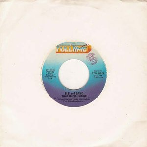 BB & BAND - That Special Magic/Wee The People (45 Single)