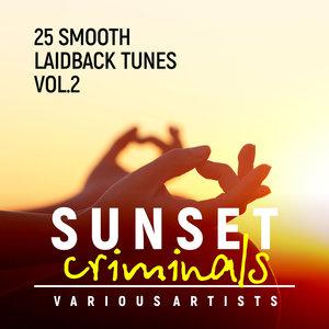 VARIOUS - Sunset Criminals Vol 2 (25 Smooth Laidback Tunes)