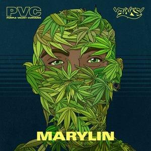 PURPLE VELVET CURTAINS - Marylin