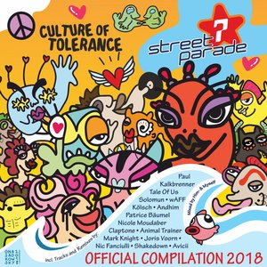 VARIOUS/HIMSELF & MYSELF - Street Parade 2018 Official Compilation (Mixed By Himself & Myself) (Culture Of Tolerance)