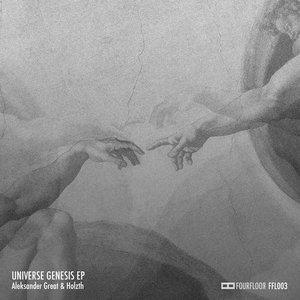 ALEKSANDER GREAT & HOLZTH - Universe Genesis EP