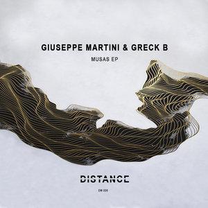 GIUSEPPE MARTINI - Musas EP