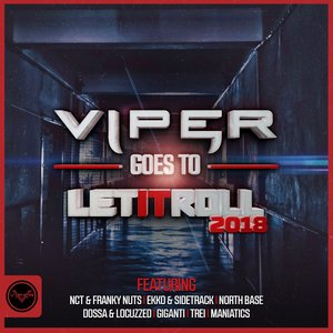 VARIOUS - Viper Goes To Let It Roll 2018
