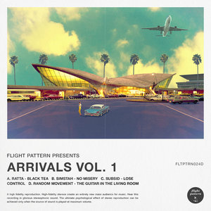 RATTA/RANDOM MOVEMENT/SUBSID AND SIMSTAH - Arrivals Vol 1