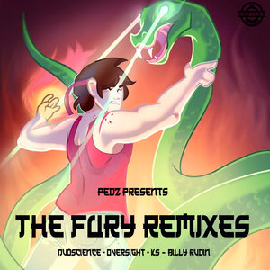 VARIOUS - The Fury Remixes