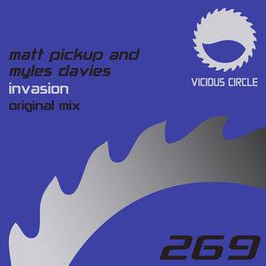 MATT PICKUP & MYLES DAVIES - Invasion
