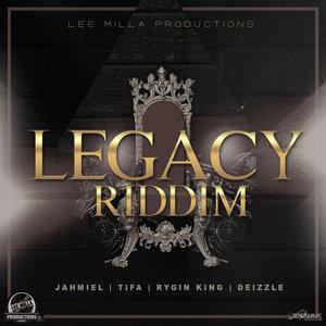VARIOUS - Legacy Riddim