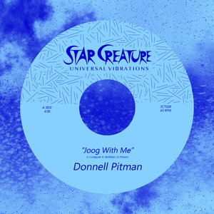 DONNELL PITMAN - Joog With Me