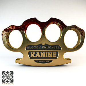KANINE - Bloody Knuckles