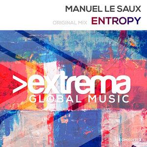 MANUEL LE SAUX - Entropy