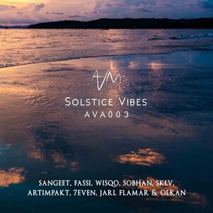 VARIOUS - Solstice Vibes