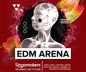 SINGOMAKERS - EDM Arena (Sample Pack WAV/APPLE/LIVE/REASON)