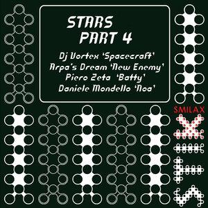 PIERO ZETA/DJ VORTEX/DANIELE MONDELLO - Stars Part 4