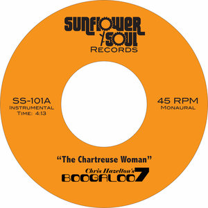 CHRIS HAZELTON'S BOOGALOO 7 - The Chartreuse Woman
