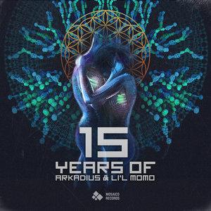 VARIOUS - 15 Years Of Arkadius & Li'l Momo