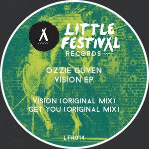OZZIE GUVEN - Vision EP
