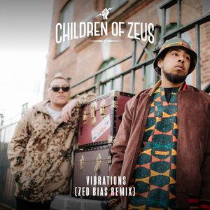 CHILDREN OF ZEUS - Vibrations (Zed Bias Remix)