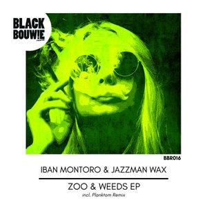 IBAN MONTORO & JAZZMAN WAX - Zoo & Weeds EP