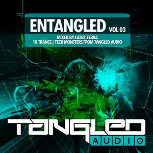 LATEX ZEBRA/VARIOUS - EnTangled Vol 03 (unmixed tracks)