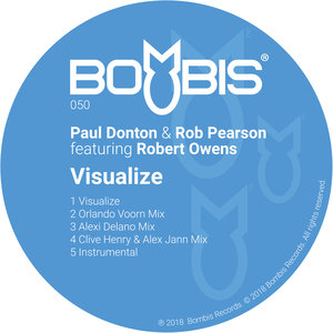 PAUL DONTON/ROB PEARSON feat ROBERT OWENS - Visualize