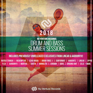VARIOUS - Drum & Bass: Summer Sessions 2018