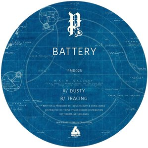 BATTERY - Dusty/Tracing