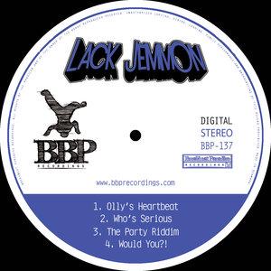LACK JEMMON - Lack Jemmon EP