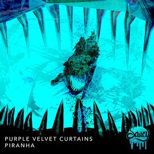 PURPLE VELVET CURTAINS - Piranha