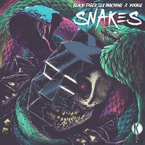 BLACK TIGER SEX MACHINE - Snakes