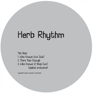 HERB RHYTHM - Who Knows