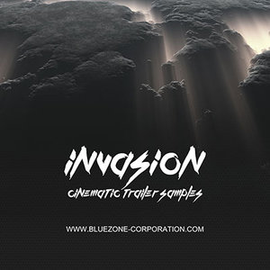 BLUEZONE CORPORATION - Invasion: Cinematic Trailer Samples (Sample Pack WAV)