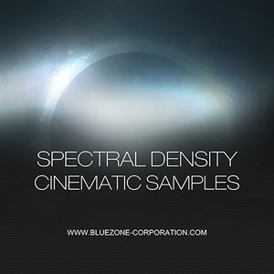 BLUEZONE CORPORATION - Spectral Density: Cinematic Samples (Sample Pack WAV)