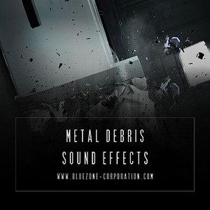 BLUEZONE CORPORATION - Metal Debris Sound Effects (Sample Pack WAV)
