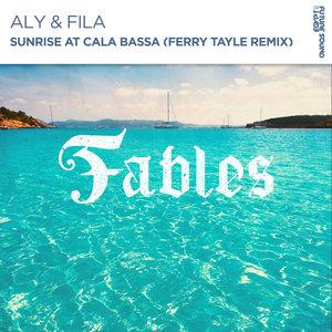 ALY & FILA - Sunrise At Cala Bassa