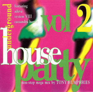 VARIOUS - Underground House Party Vol 2