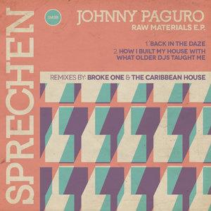 JOHNNY PAGURO - Raw Materials EP