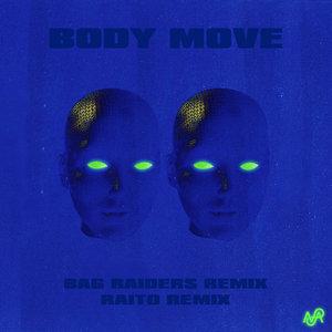 TOTALLY ENORMOUS EXTINCT DINOSAURS - Body Move (Remixes)