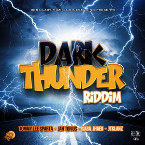VARIOUS - Dark Thunder Riddim