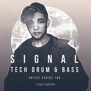 SIGNAL - Tech Drum & Bass (Sample Pack WAV/APPLE/LIVE/REASON)