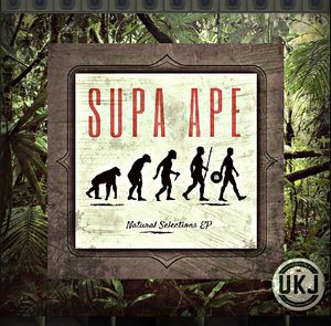 SUPA APE - UK Jungle Records Presents: Supa Ape Natural Selections